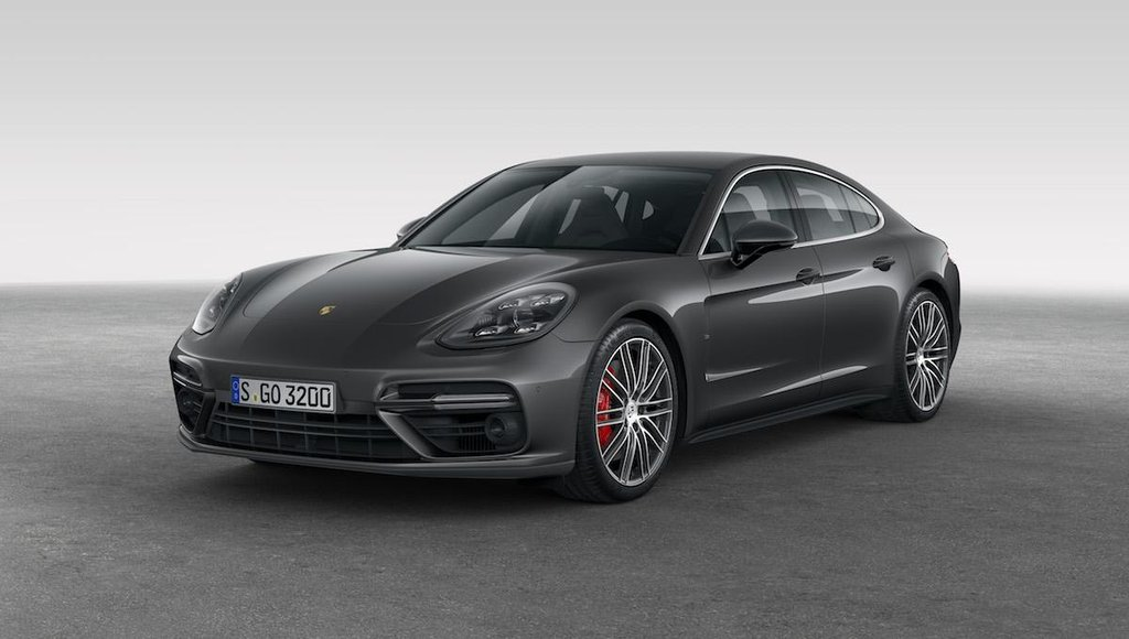Porsche Panamera Turbo (2017)