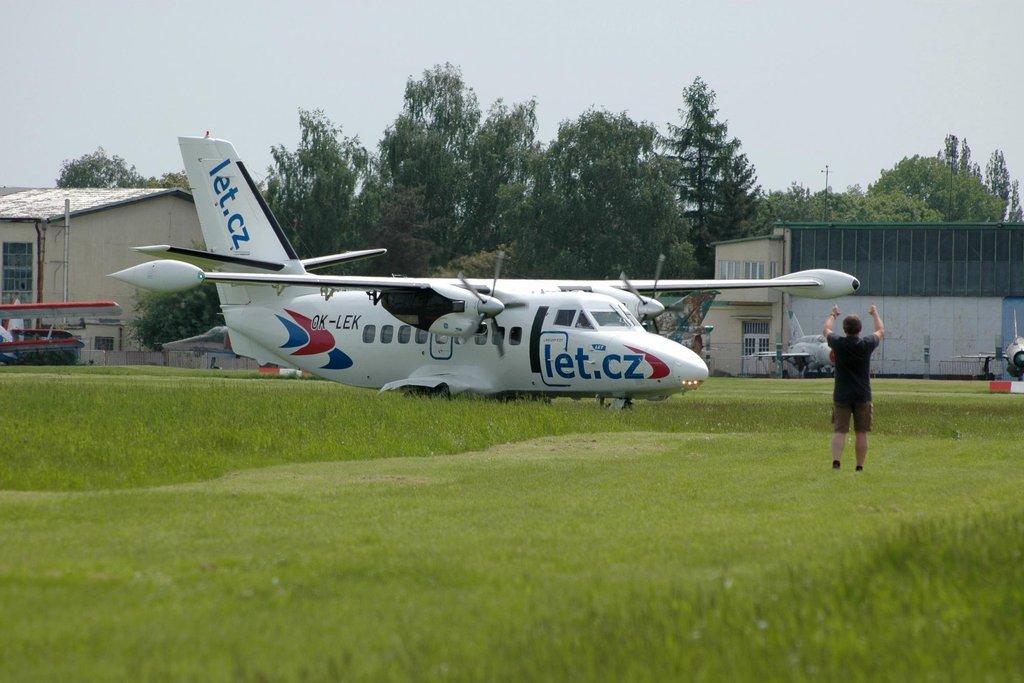 Motor H80 ponese i modernizovaný letoun Let L410
