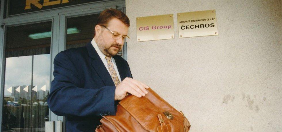 Vasil Mohorita, archivní foto