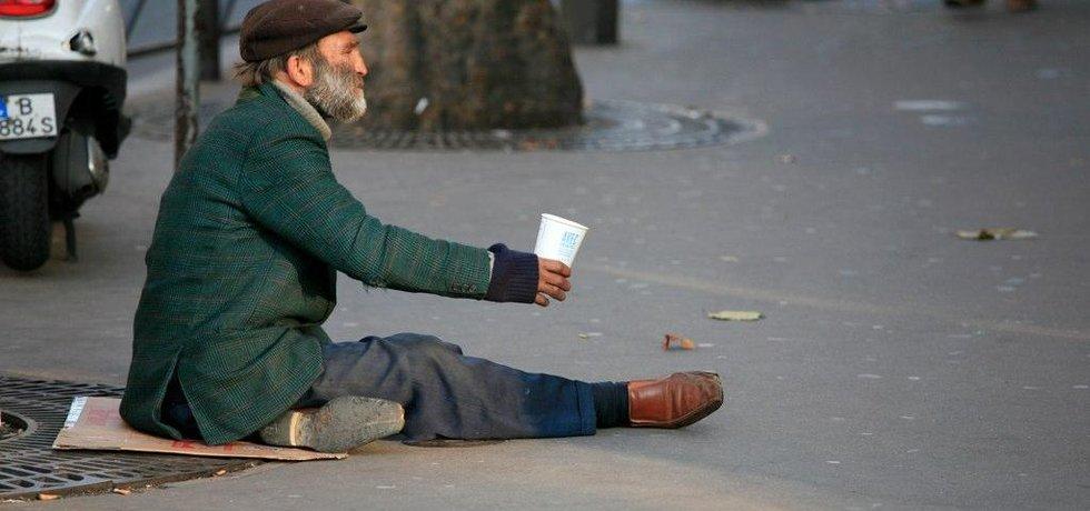 Chudoba z západní Evropě (ilustrační foto)