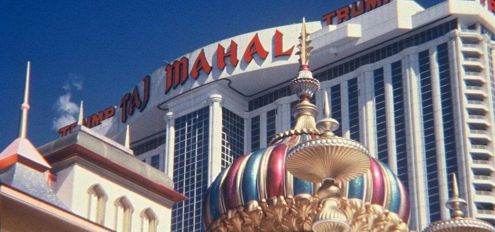 Trump Taj Mahal v Atlantic City