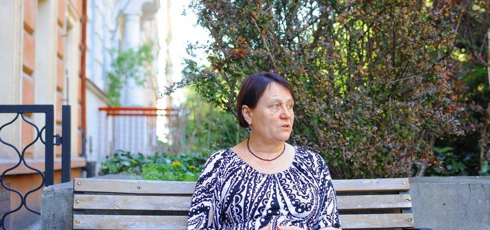 Anna Šabatová,