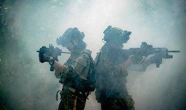 Bojový simulátor - ilustrační foto