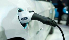Elektromobil od Fordu - ilustrační foto
