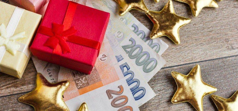 Vánoce na dluh, ilustrační foto