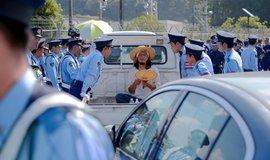 I takovýto protest může být posuzován podle nového protiteroristického zákona