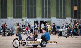 Nákladní kola v Berlíně, ilustrační foto