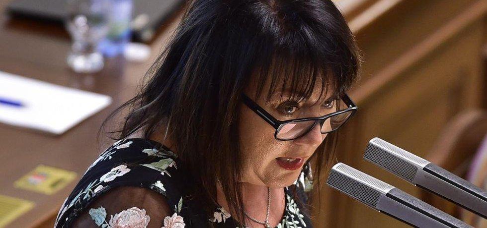 Ministryně financí Alena Schillerová (za ANO) uvedla, že paušály jsou v Česku nejvyšší v Evropě