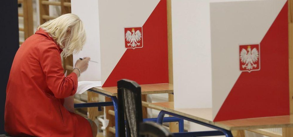 Volby v Polsku, ilustrační foto