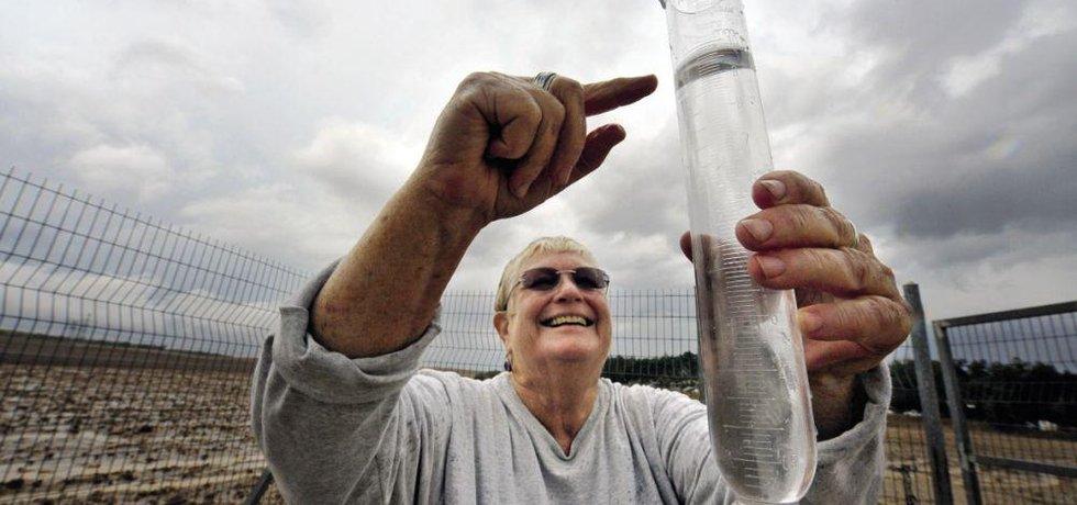 Zemědělci v Negevské poušti oslaví každou kapku deště, klima donutilo Izrael stát se světovým lídrem ve vodohospodářských technologiích