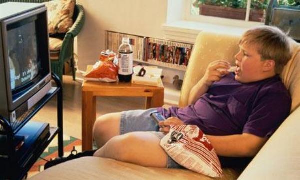 dítě, obezita, nadváha