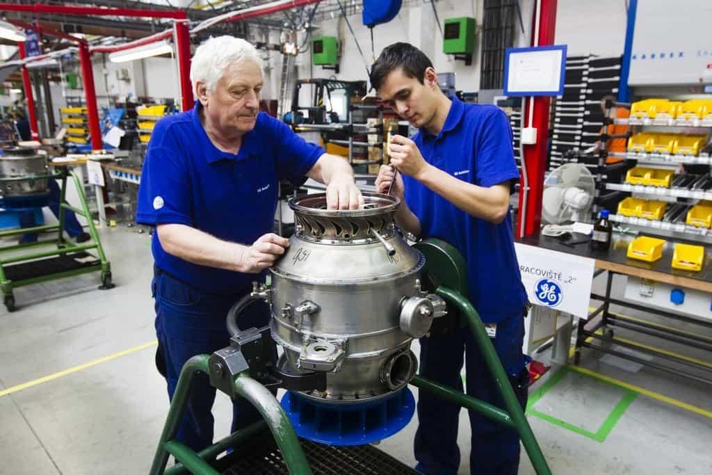 Výroba nového motoru H80 v Letňanech