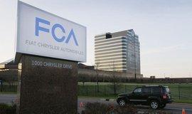 Automobilka Fiat Chrysler, ilustrační foto