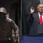 Trump ve Varšavě prohlásil, že všechny členské státy NATO musí plnit své finanční závazky vůči alianci.
