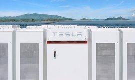 Bateriové úložiště Tesly v Austrálii