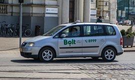 Alternativní taxislužba Bolt