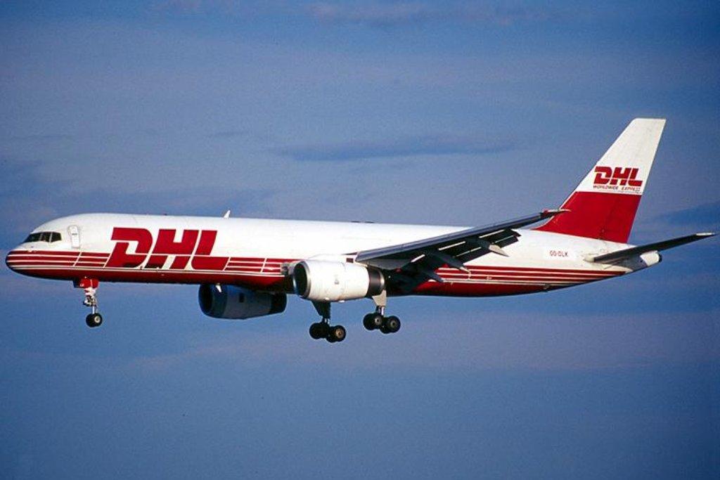 Letadlo společnosti DHL