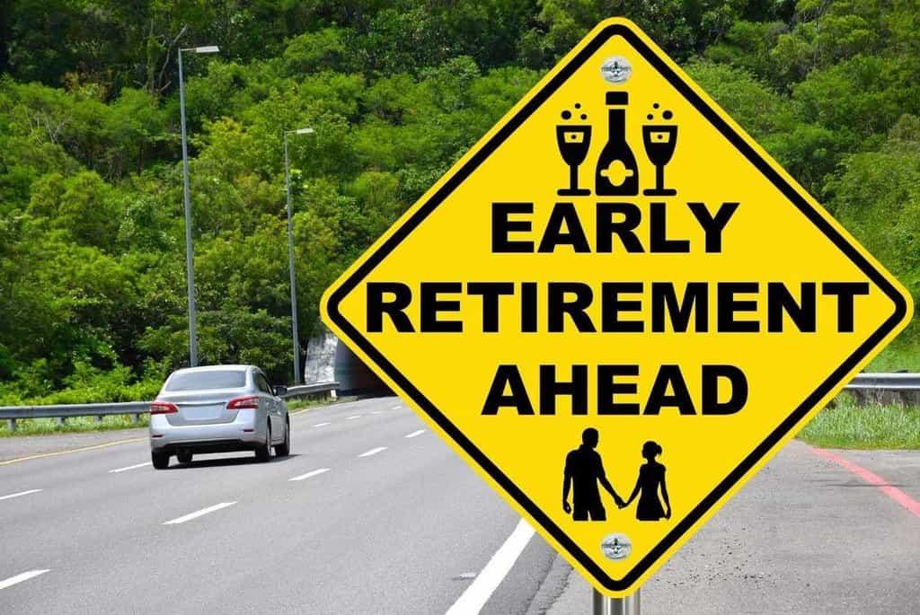 Předčasný odchod do důchodu láká mnoho lidí, ilustrační foto