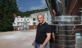 Podnikatel ve zdravotnictví Zavalianis Sotirios