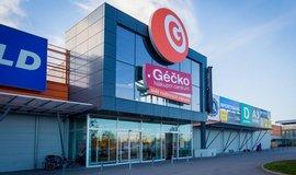 Českobudějovické nákupní centrum Géčko