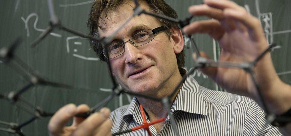 Nizozemský vědec Bernard Feringa