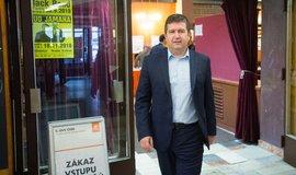 Předseda ČSSD a vicepremiér Jan Hamáček