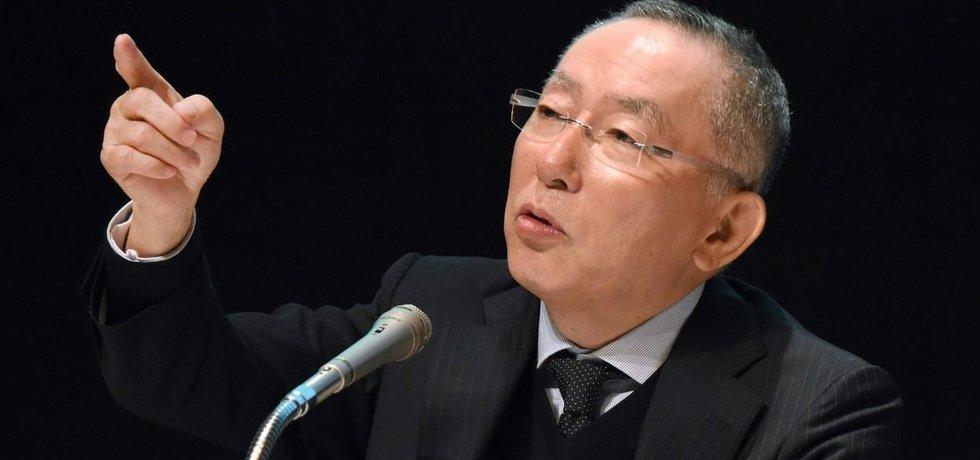 Nejbohatší Japonec Tadaši Janai