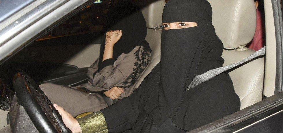 První řidičské průkazy Saúdská Arábie ženám začala vydávat začátkem měsíce, ilustrační foto