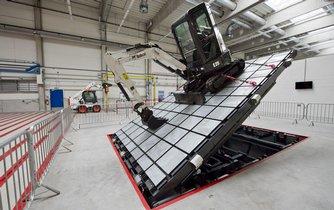 Inovační centrum Bobcat v Dobříši, ilustrační foto