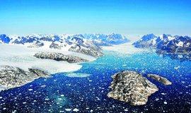 Grónsko, ilustrační foto