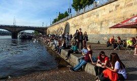 Praha sčítá cizince