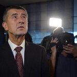 Andrej Babiš po krajských a senátních volbách 2016, které pro jeho hnutí ANO skončilo drtivým úspěchem