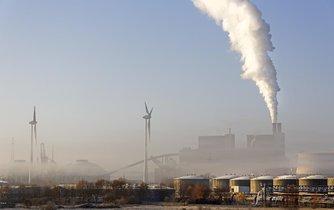 Coal-fired power plant, Moorburg, Hamburg, Germany