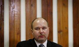 Předseda policejních odborů Milan Štěpánek