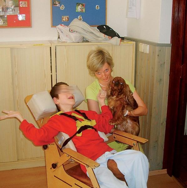 Využití canisterapie v léčbě