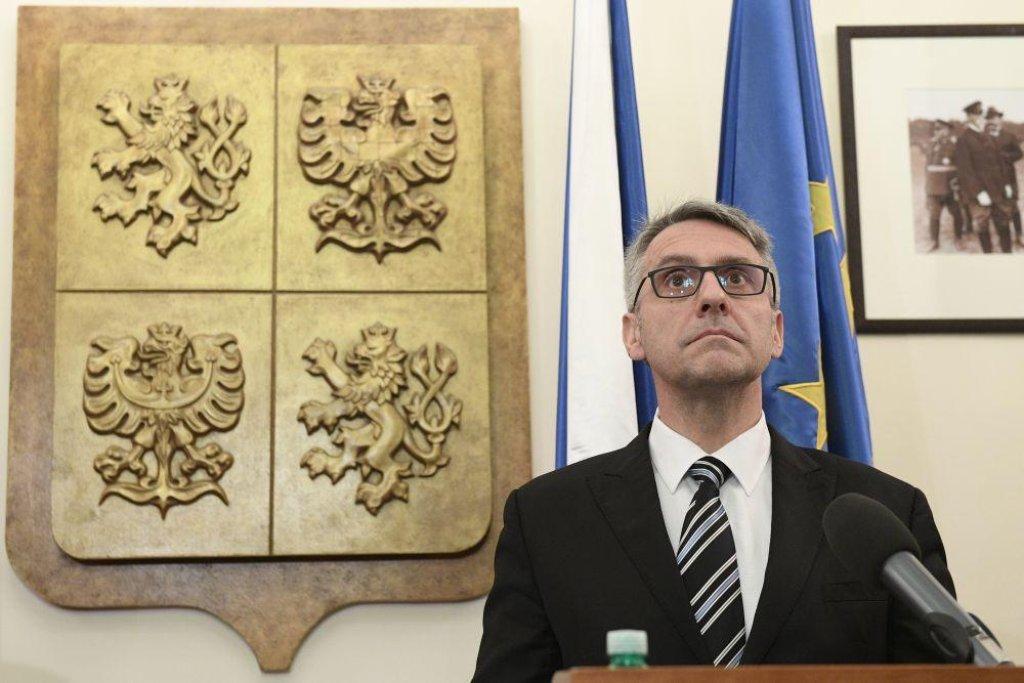 Ministr obrany za ANO Lubomír Metnar