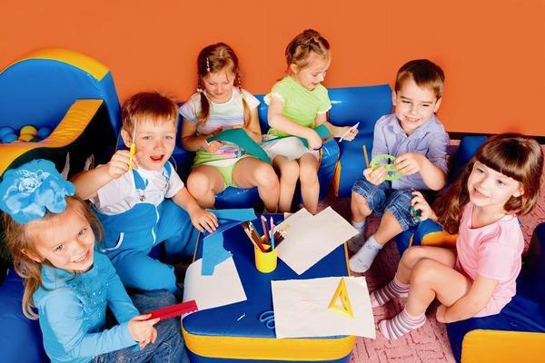 děti, školka, hra