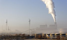 Coal-fired power plant, Moorburg, Hamburg, Germany