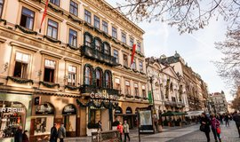 Radnice Prahy 1 chce bojovat proti elektrickým koloběžkám v centru, které po zákazu nahradily vozítka segway