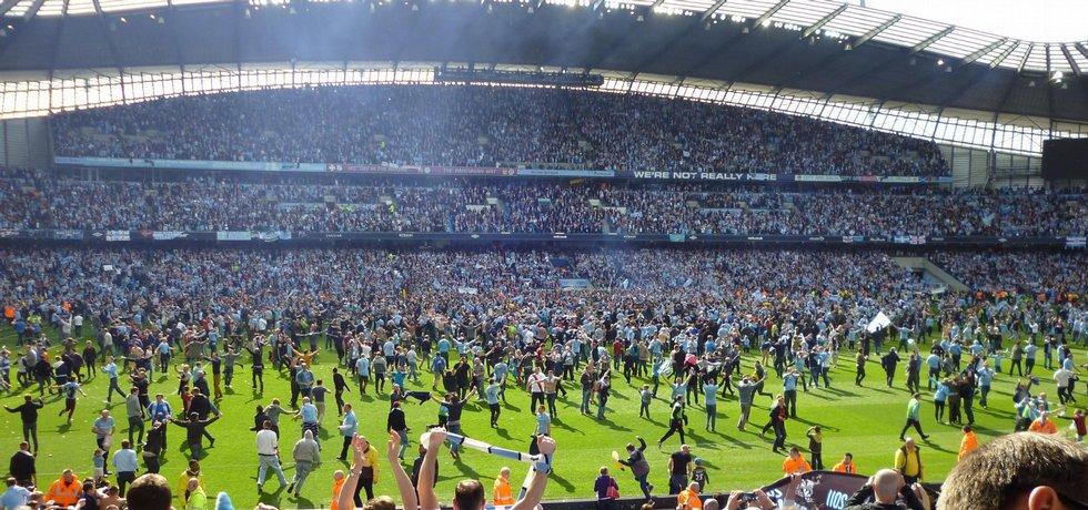 Fanoušci Manchesteru City