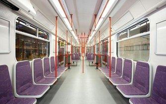 Vůz metra 81-71M, ilustrační foto