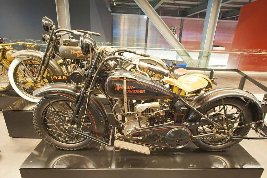 Harley-Davidson Museum (Milwaukee, USA)