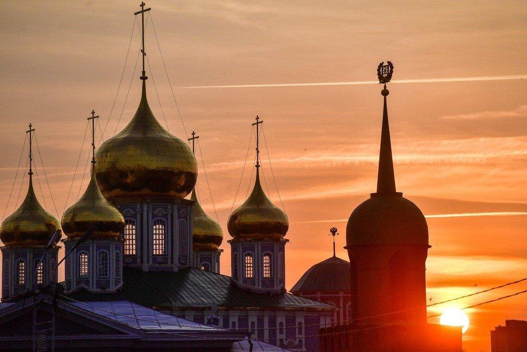 Kostel v Rusku - ilustrační foto