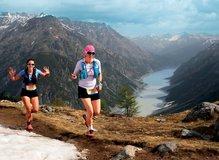 Skyrunning: dvě mámy v běhu