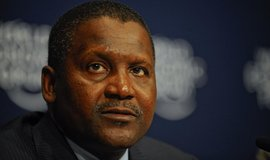Aliko Dangote (Autor: World Economic Forum via Wikimedia (CC BY-SA 2.0)