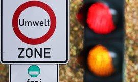 Berlín čeká částečný zákaz jízdy starších dieselů