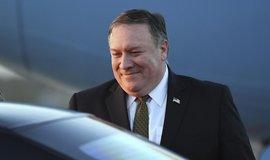USA stojí za Saúdskou Arábií. Pompeo varoval Írán, že jeho chování nebude tolerováno