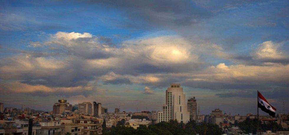 Damašek, Sýrie,