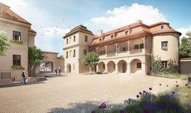Chateau Troja Residence