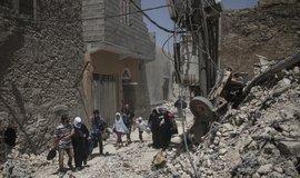 Islámský stát byl poražen na posledním zbytku svého území - ilustrační foto